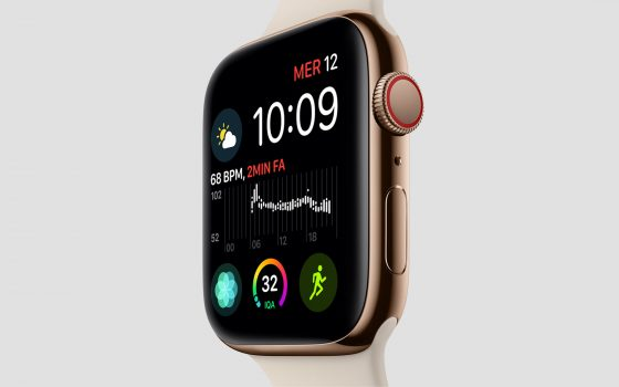 Apple ripara watchOS: in download la versione 5.1.1