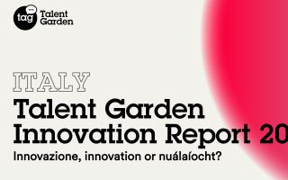 Talent Garden, ecco l'Innovation Report 2018